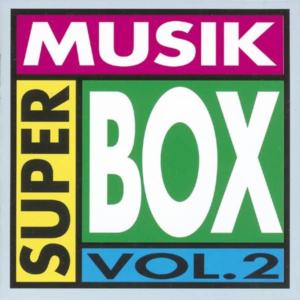 Super Musikbox Vol.2 - International (CD)