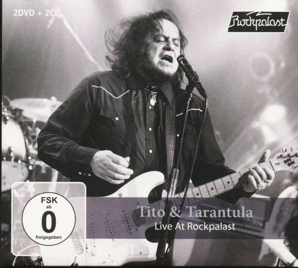 Live At Rockpalast (2-CD & 2-DVD)
