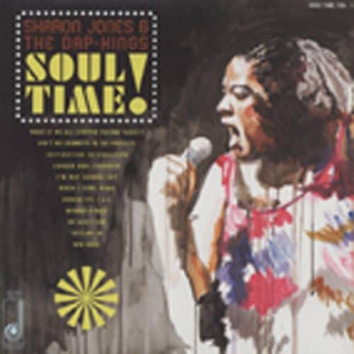 Jones, Sharon & The Dap-kings Soul Time!