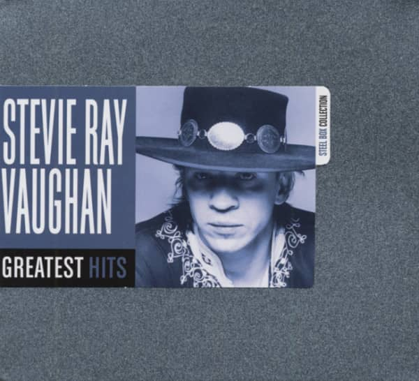 Vaughan, Stevie Ray Steel Box Collection