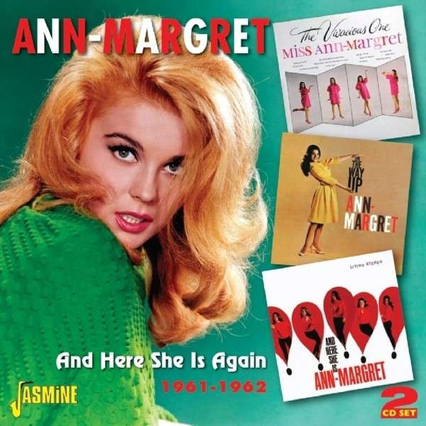 And Here She Is Again 1961-1962 (2-CD)