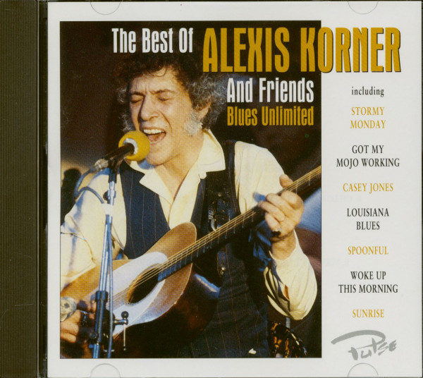The Best Of Alexis Korner (CD)