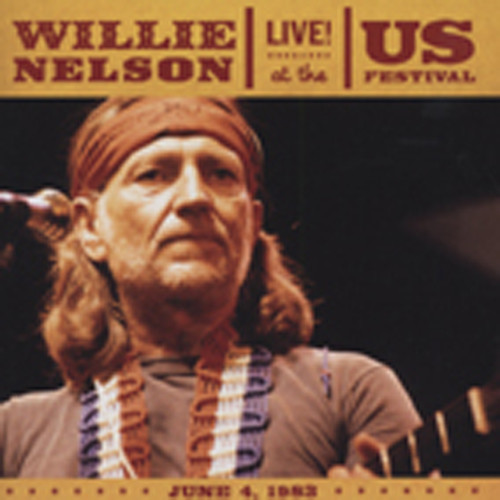 Nelson, Willie Live At The US Festival 1983