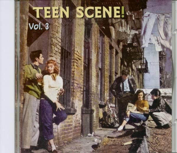 Vol.3, Teen Scene
