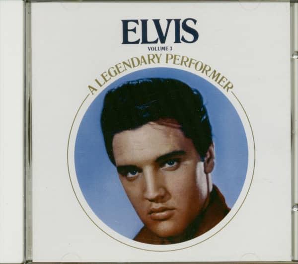 A Legendary Performer Vol.3 (CD)