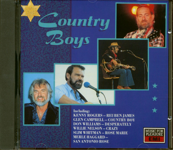 Country Boys (CD)