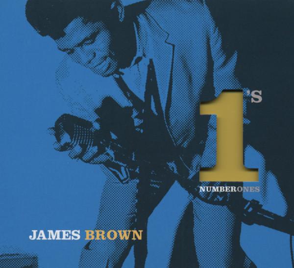 Brown, James Number Ones