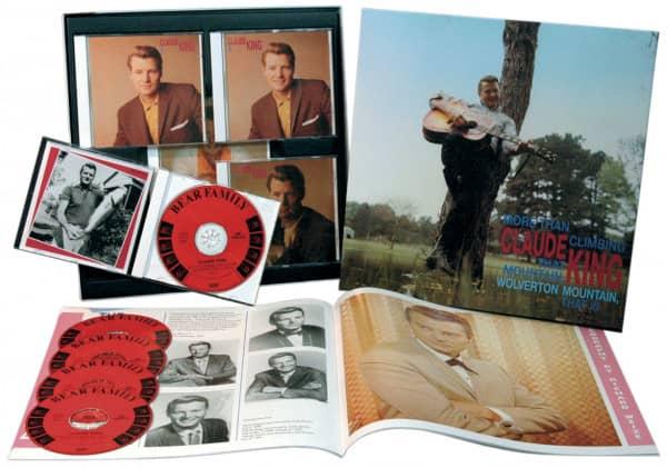 More Than Climbing That Mountain, Wolverton Mountain, That Is (5-CD)