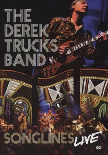 Trucks Band, Derek Songlines - Live