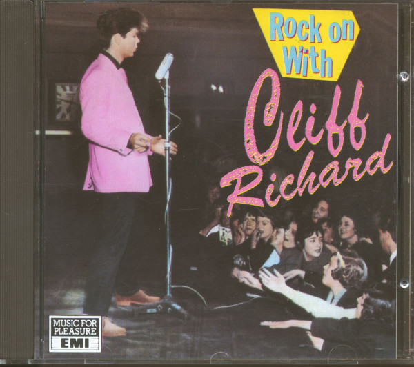 Rock On With Cliff Richard (CD)