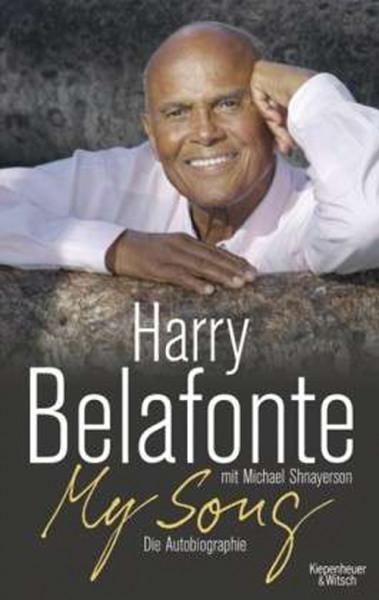 Belafonte, Harry My Song - Die Autobiographie