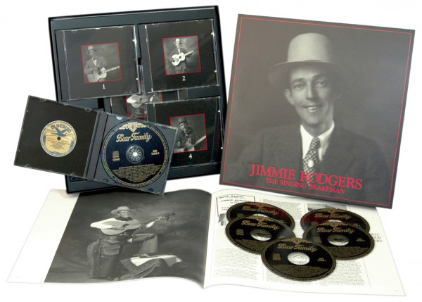 The Singing Brakeman (6-CD)
