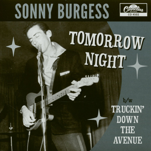 Tomorrow Night - Truckin' Down The Avenue (7inch, 45rpm)