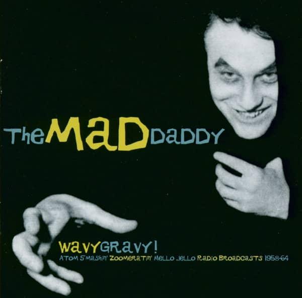 Wavy Gravy - Radio Broadcasts 1958-1964 (CD)