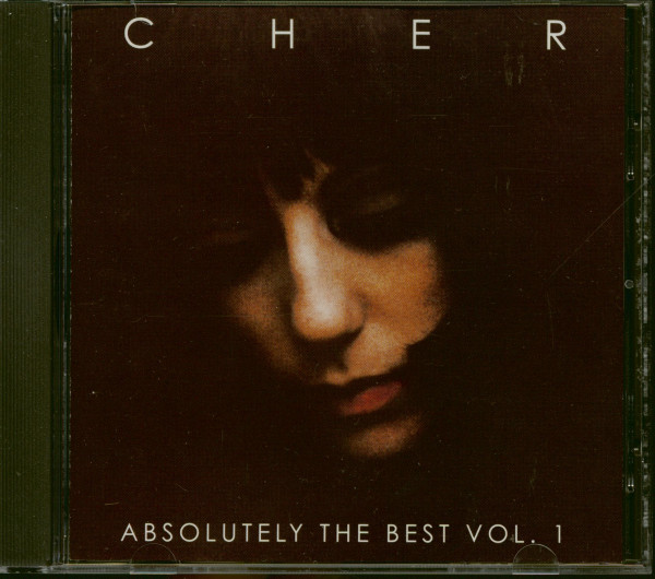 Absolutely The Best Vol.1 (CD)