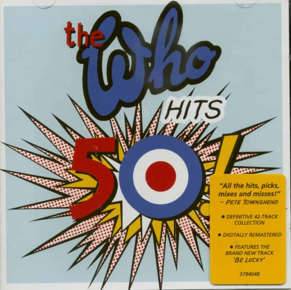 The Who Hits 50 (2-CD Deluxe Edition)