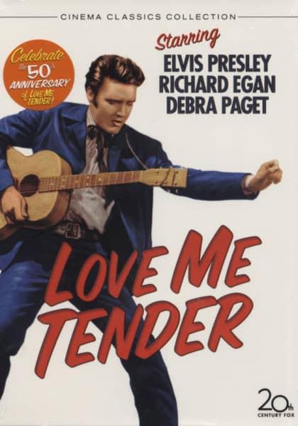 Presley, Elvis Love Me Tender - 50th Anniversary (1)