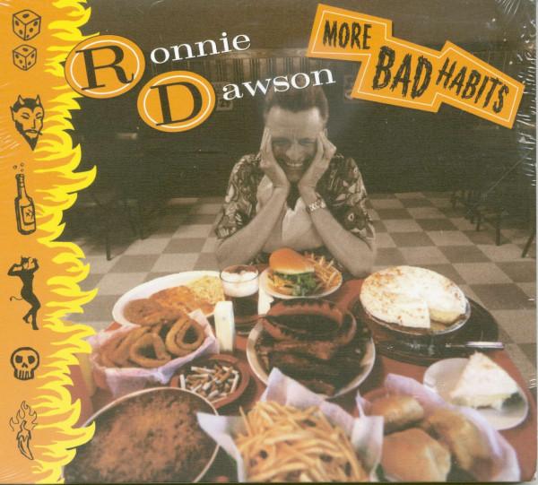 Dawson, Ronnie More Bad Habits (CD)