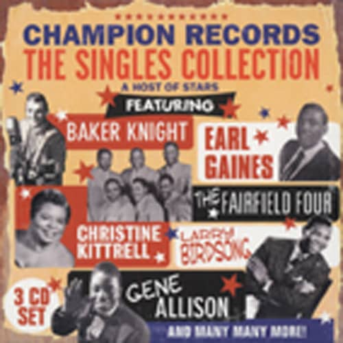 Va Champion Records-The Singles Collection 3-CD