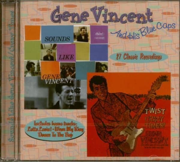 Sounds Like - Crazy Times (CD)