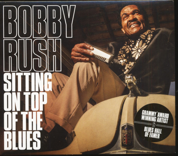 Sitting On Top Of The Blues (CD)