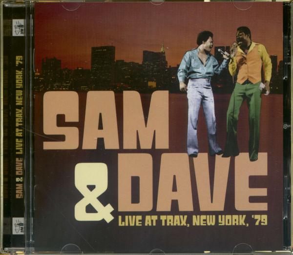 Live At Trax, New York 1979 (CD)