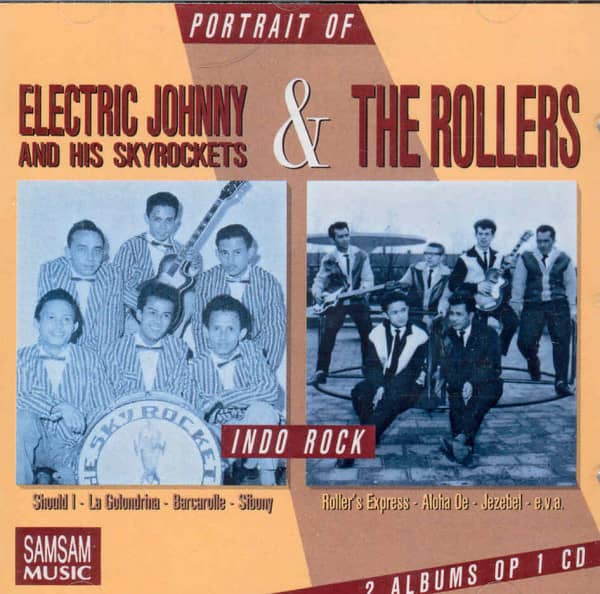 Portrait Of Electric Johnny - The Rollers