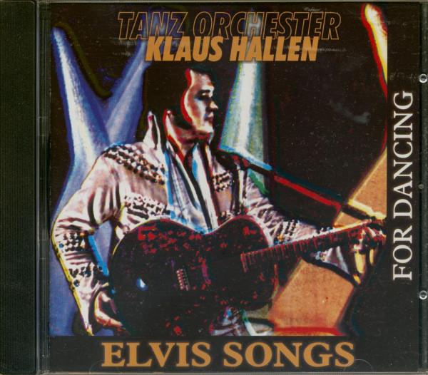 Elvis Songs For Dancing Vol.1 (CD)