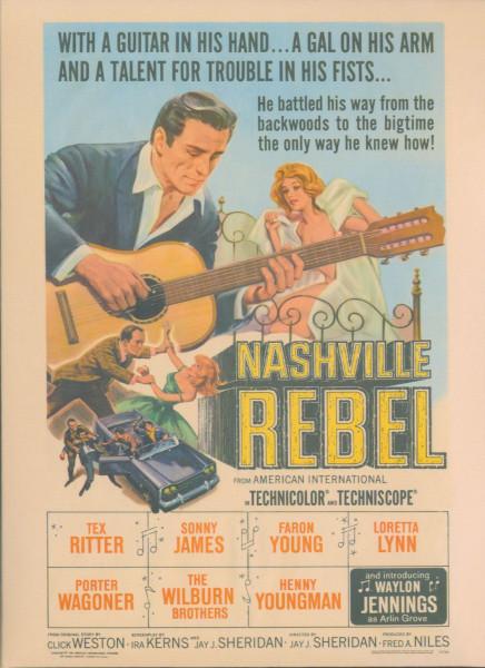 Nashville Rebel - Movie - Spielfilm (DVD)