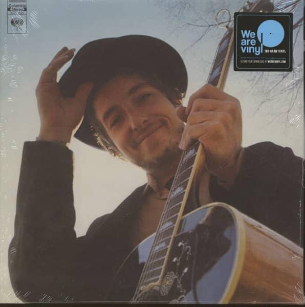 Nashville Skyline (LP, 180g Vinyl)