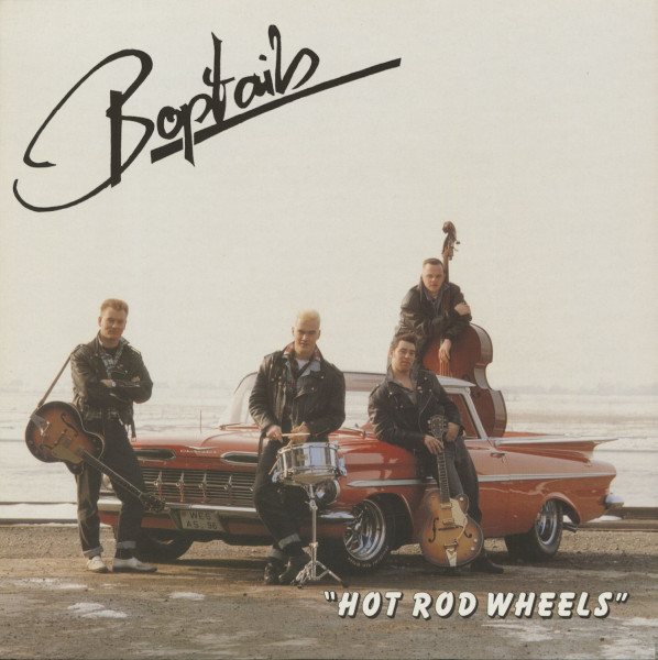 Hot Rod Wheels (LP)