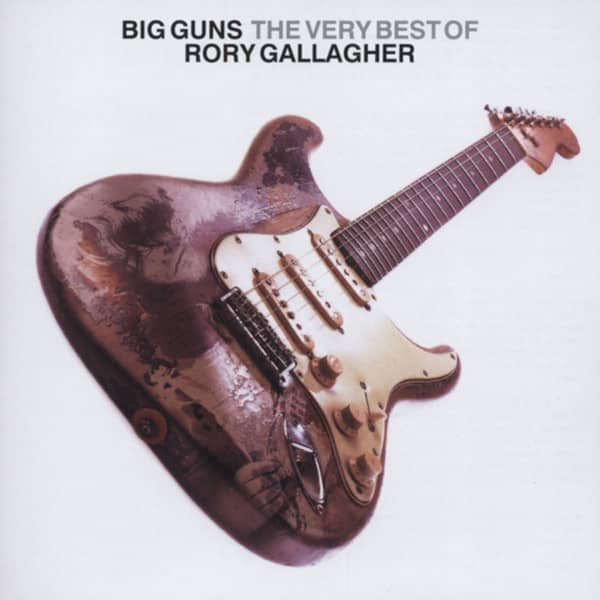 Gallagher, Rory Big Guns - The Very Best Of (2-CD)