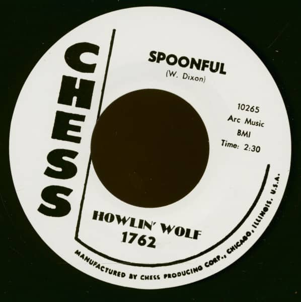 Spoonful - Howlin' For My Darling (7inch, 45rpm)