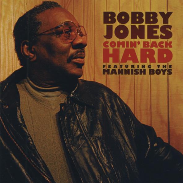 Jones, Bobby Comin' Back Hard