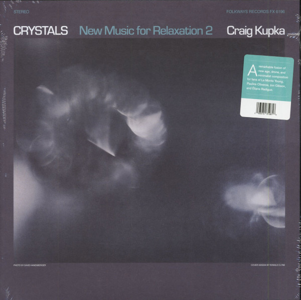 Crystals - New Music For Relaxation 2 (LP)