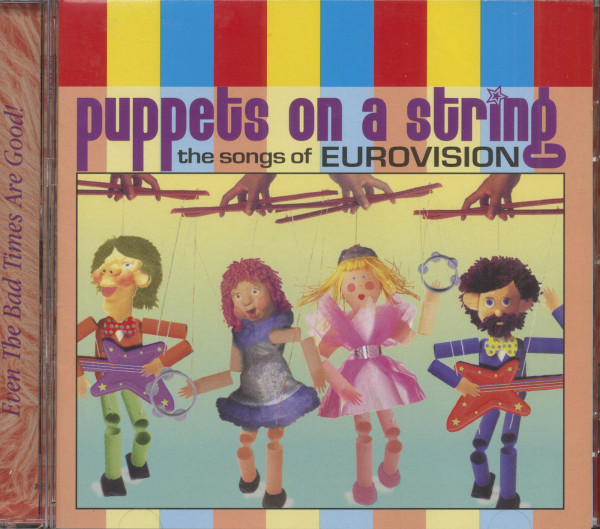 Puppets On A String - Songs Of Eurovision