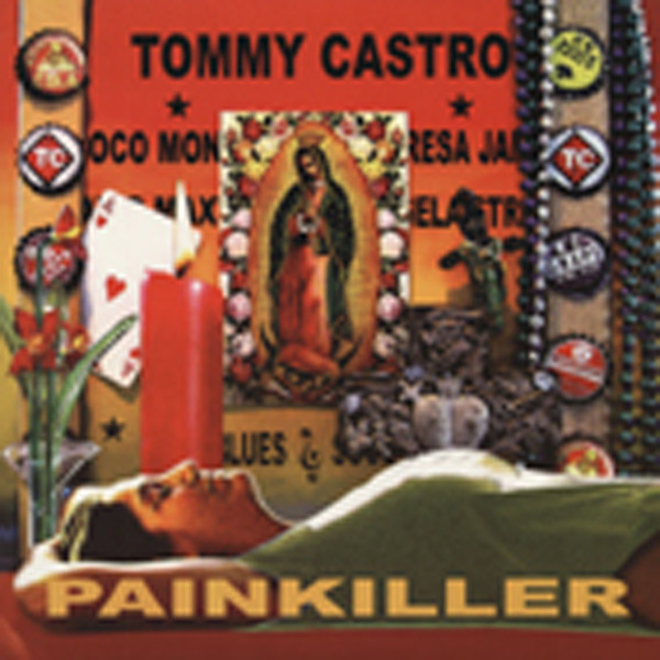 Castro, Tommy Painkiller