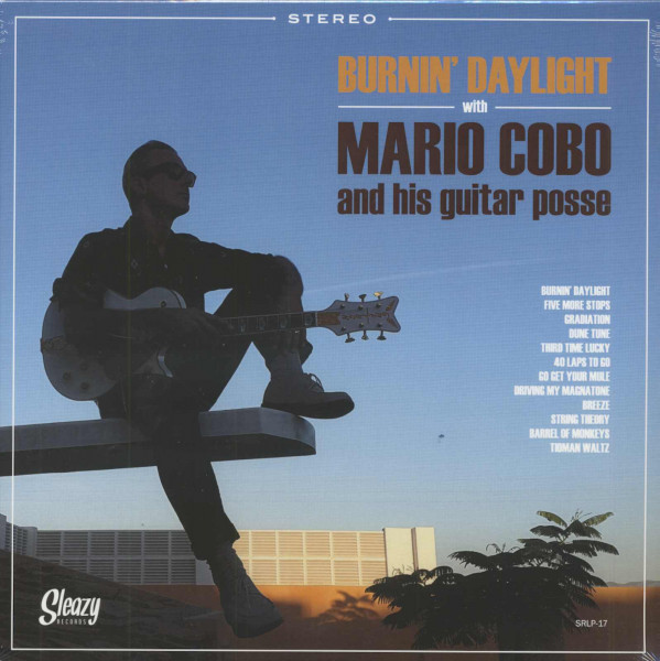 Burnin' Daylight (LP)