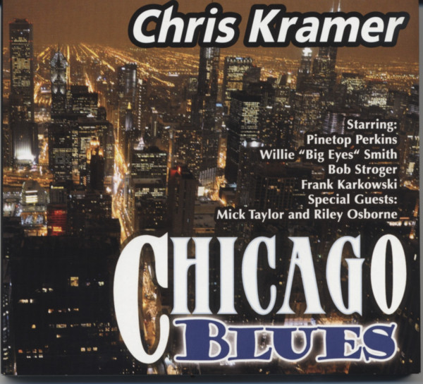 Chicago Blues (English version)