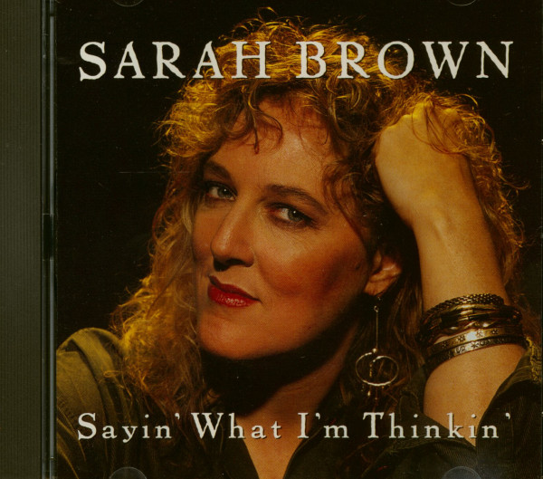 Sayin' What I'm Thinkin' (CD, Cut-Out)
