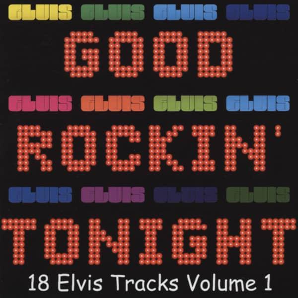 Good Rockin' Tonight Elvis Tracks Vol.1