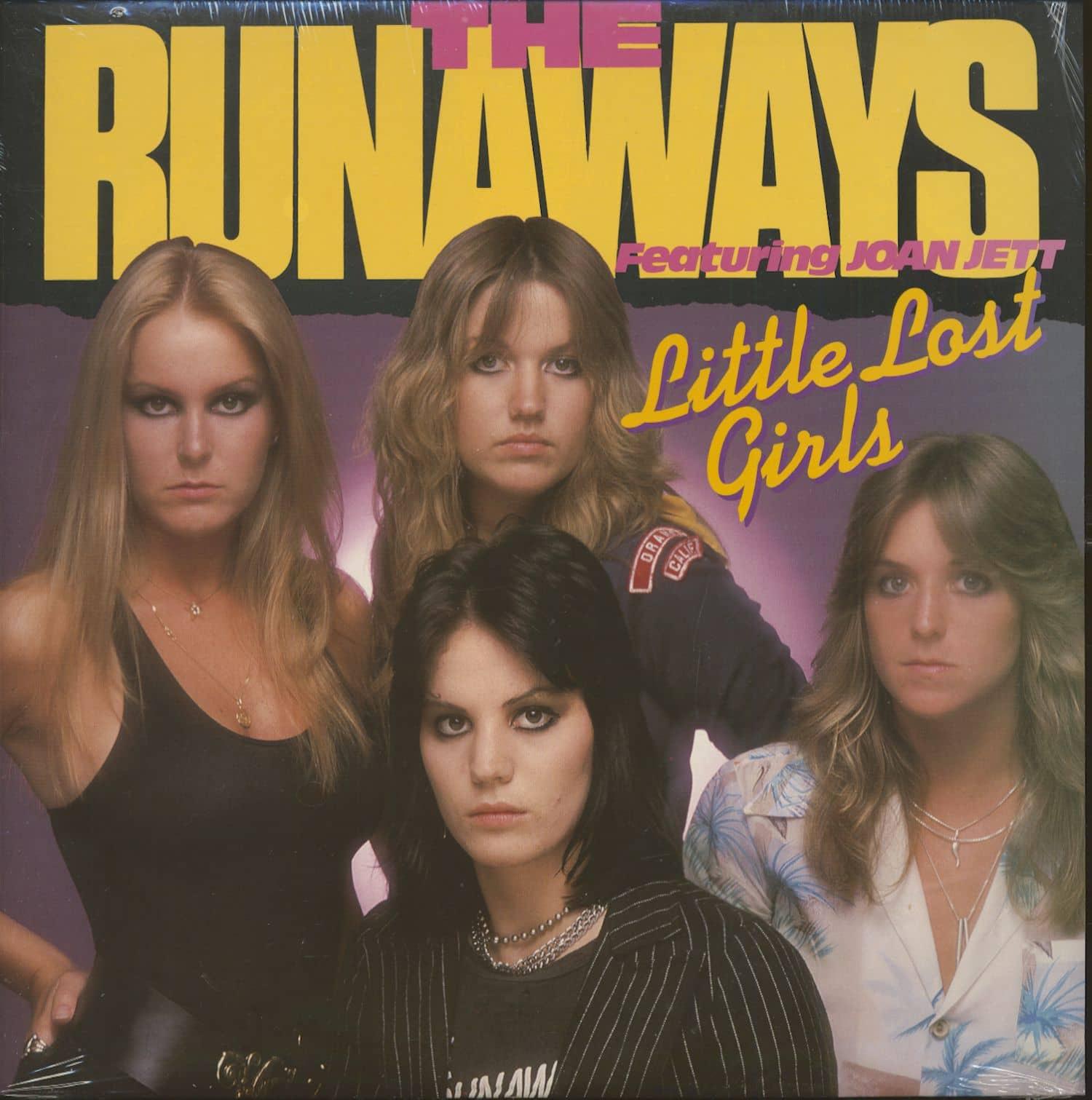 The Runaways Lp Little Lost Girls Feat Joan Jett Lp