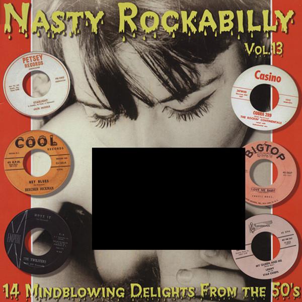 Nasty Rockabilly Vol.13 - Vinyl LP