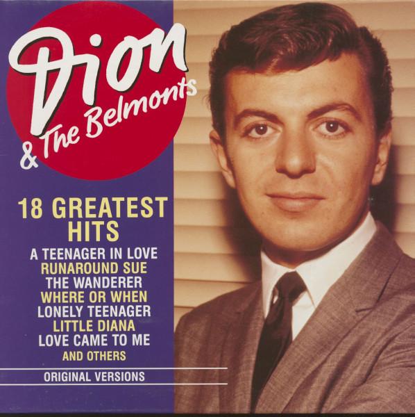 18 Greatest Hits (LP)