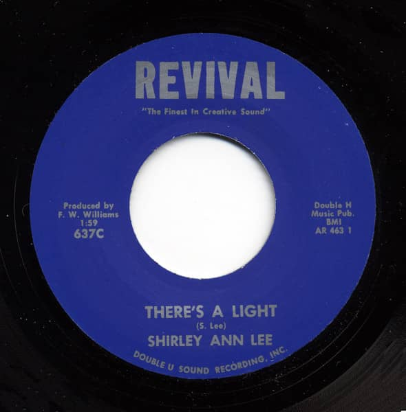 How Can I Lose - There's A Light 7inch, 45rpm