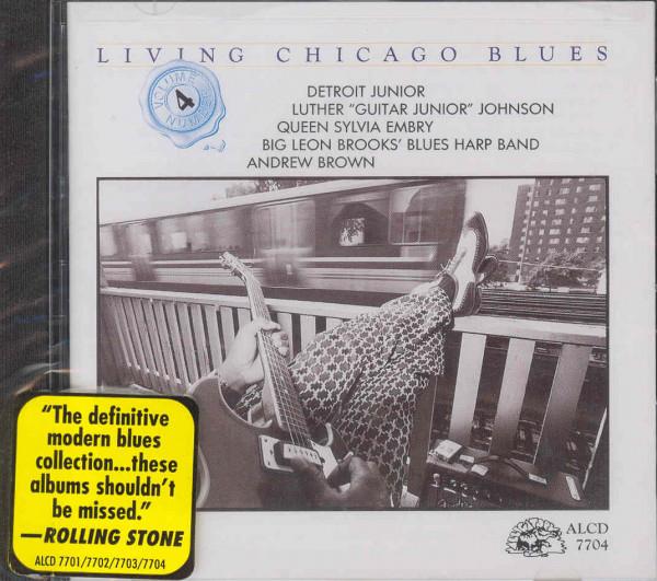 Va Living Chicago Blues Vol.4