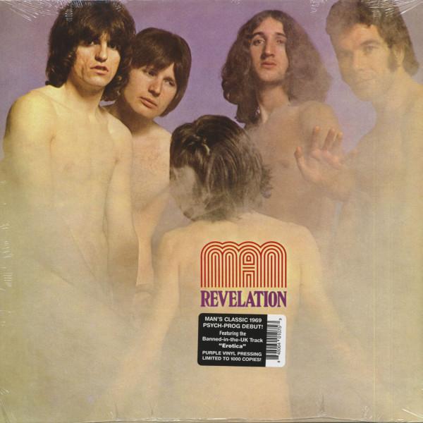 Revelation (LP, Purple Vinyl, Ltd.)