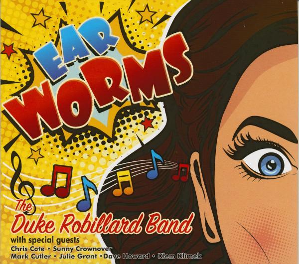 Ear Worms (CD)