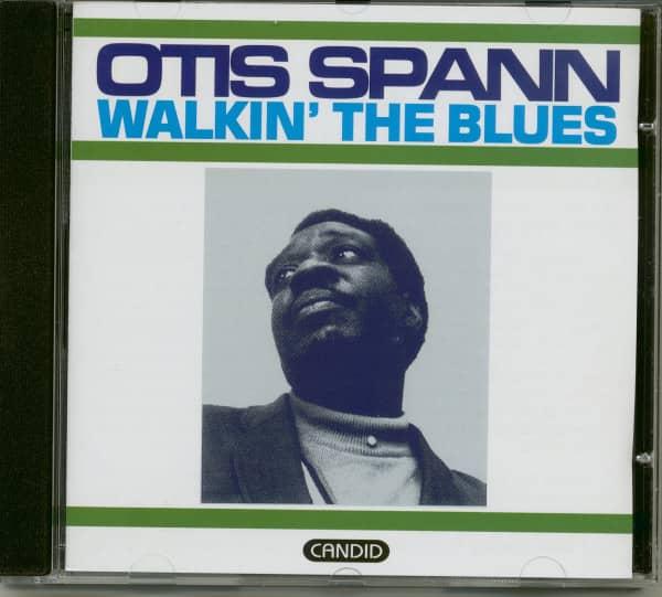 Spann, Otis Walking The Blues