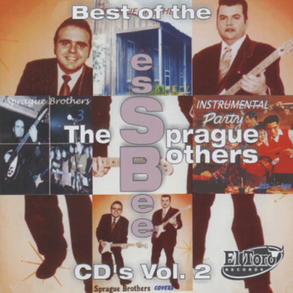 Sprague Bros Vol.2, Best Of The EssBee CD's